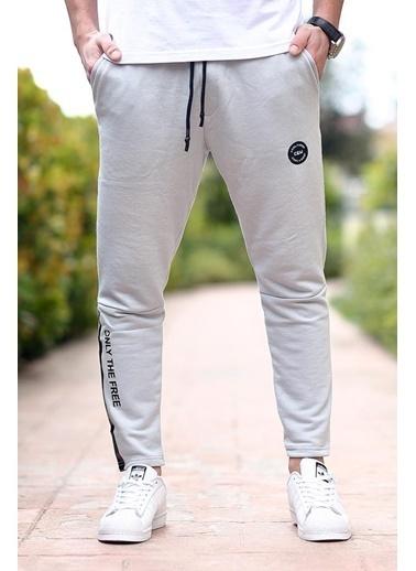 Cool Wear Cool&Wear 11202 Basic Erkek Eşofman Gri Gri